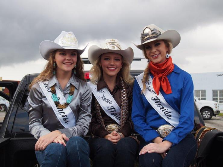 Miss Rodeo Florida 2018 Pageant
