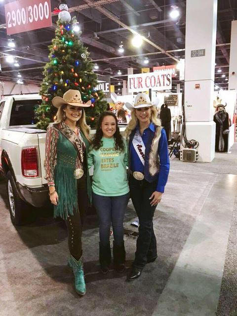 Mrf Miss Rodeo America 2018 Keri Sheffield