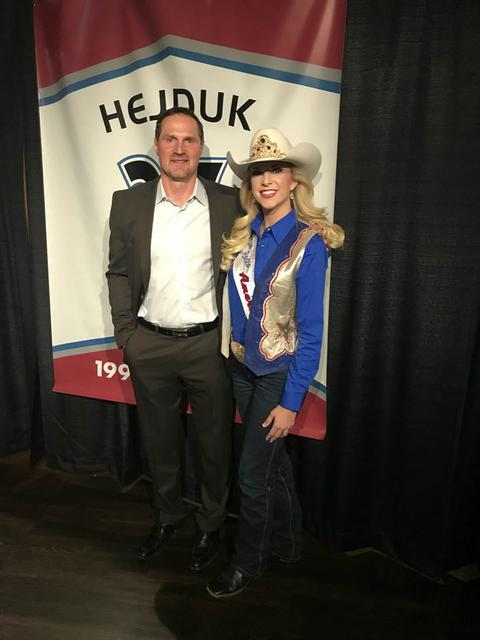 Mrf Miss Rodeo America 2018 Keri Sheffield